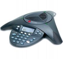 Polycom SoundStation2W - audiokonference pro analogovou telefonní linku (DE verze)
