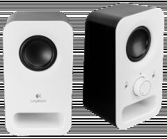 Logitech Z150 Speakers bílá barva