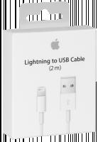 Apple Lightning to USB kabel 2,0 m MD819ZM/A