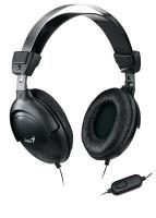 GENIUS sluchátka HS-M505X s mikrofonem, nastavitelná velikost