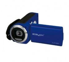 Easypix DVC5227 Flash videokamera modrá