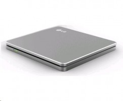 LG GP70NS50 stříbrná barva Slot-In Portable Slim