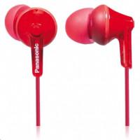 Panasonic RP-HJE 125 E-R červená barva