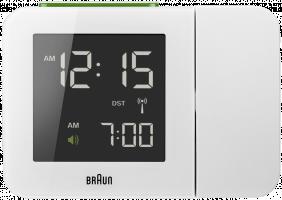 Braun BNC 015 Radiobudik projekcni bílá barva