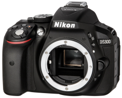 Nikon D5300 Body černá barva