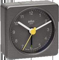 Braun BNC 002 ručičkové šedá barva