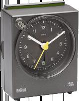 Braun BNC 004 ručičkové šedá barva