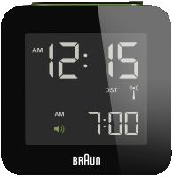 Braun BNC 009 Radiobudík Multiband černá
