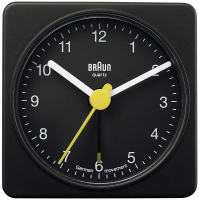Braun BNC 002 ručičkové černá