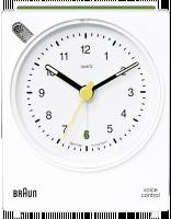 Braun BNC 004 ručičkové bílá barva