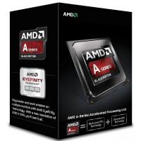 AMD A10-7850K černá barva Edition Kaveri, 3,7GHz, 4MB, socket FM2+, 95W, VGA, BOX