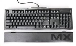 Cherry Palmrest pro MX-Board 3.0, černý