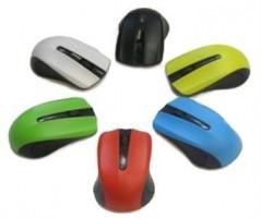 Gembird myš MUSW-101, bezdrátová, USB, černá