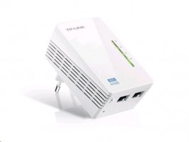 AV500 2-PORT WIFI PL EXTENDER