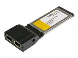 StarTech 2 Port ExpressCard 1394a FireWire adaptér