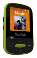 SanDisk Clip sportovní 8GB Lime SDMX24-008G-G46L