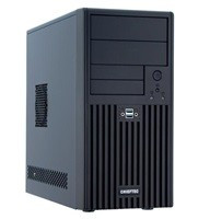 CHIEFTEC, Case UNI Series/Mini Tower BD-02B-U3, 350W, USB 3.0, Black