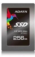 """ADATA SSD 256GB Premier Pro SP920 2,5"""" SATA III 6Gb/s 7mm, 560/500 MB/sec, šifrování AES 256-bit"""