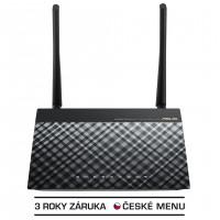 ASUS DSL-N14U ADSL 4xFE 2x5dBi ant. router