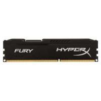 HyperX Fury 16GB (Kit 2x8GB) 1600MHz DDR3 CL10 černá barva Series, černý chladič