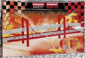 Carrera GO!!! Brücken-Set 61604