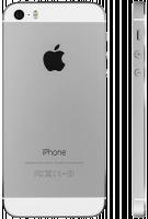 Apple iPhone 5s 4G 16GB stříbrná