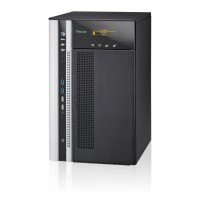 Thecus 8-Bay tower NAS, SATA, 3.3GHz Dual Core, 4GB DDR3, 2x GbE, USB 3.0