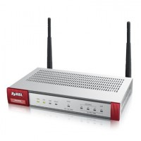 ZyXEL ZyWALL USG40W UTM BUNDLE, Security UTM solution: Firewall, VPN: 10x VPN IPSec/ 7x SSL (2 default ), 4x 1Gbps (3x