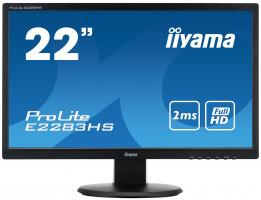 Iiyama ProLite E2283HS - LED monitor - 21.5
