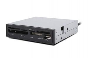 SAMSUNG čtečka karet interní černá All in 1/ Micro SDHC/ XD/ USB