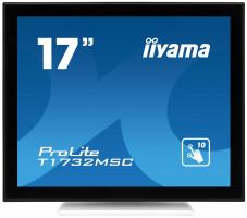 Iiyama ProLite T1732MSC-W1X - LED monitor - 17