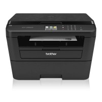 Brother DCP-L2560DW tiskárna PCL 30 str./min, kopírka, skener, USB, ethernet, WiFi, duplexní tisk, dotykový LCD