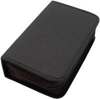 Manhattan Pouzdro na 6 CD, černé (CD0240)