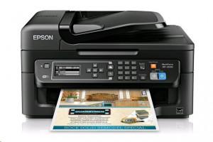Epson WorkForce WF-2630WF Multifunkční tiskárna