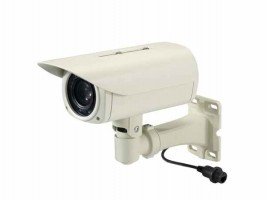 LevelOne Zoom Network Camera 5-Megapixel, Outdoor, PoE 802.3af, Day & Night, IR LEDs, 12x, WDR