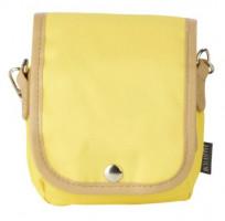 Fujifilm Instax Mini 8 Case yellow + Strap