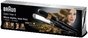 Braun Satin Hair 5 žehlička ST 570
