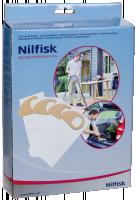 Nilfisk Dust Bag 4 pcs for Buddy II