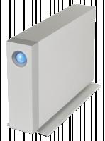 External HDD LaCie d2 5TB, USB 3.0, 7200RPM, Aluminum