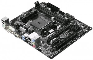 ASRock FM2A68M-HD+, AMD, AM3+