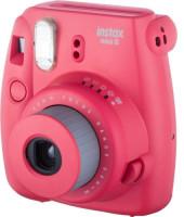 Fotoaparát Fujifilm Instax Mini 8S Instant Camera Raspberry
