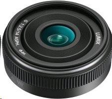 Panasonic Lumix G Vario 14mm f/2,5 ASPH. II černý