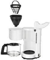 Unold Coffee Machine Compact white