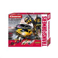Carrera GO!!! Lockdown Challenge Transformers 62334