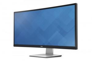 """DELL U3415W UltraSharp/ 34"""" WLED/ 21:9/ 3440x1440/ 1000:1/ 8ms/ 3H IPS/ HDMI/ miniDP/ DP/ 6x USB/ repro/ 3YNBD on-site"""