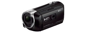 Sony HDR-PJ410B – videokamera Handycam® s vestavěným projektorem