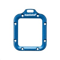 mantona Lens Ring blue for GoPro Hero 3