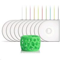 3D Systems CubePro PLA Cartridge (světle zelená)