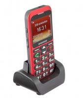 Swissvoice MP33 červená, GSM (bez CZ menu)