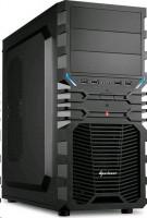 Sharkoon VG4-S - Strední vež - ATX - bez zdroje napetí - cerná